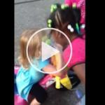 自慢と称して幼児いじめ動画をアップした子供.........