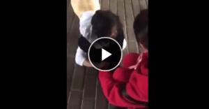 中国の路上で1人の女性がパンツを脱がされリンチされるも周囲は止めず!いったい何が!?