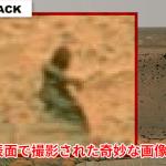 火星の表面で撮影された奇妙な画像14選