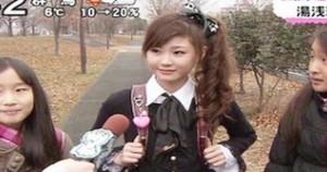 大人っぽすぎる小学生。テレビ出演するほどだった彼女の、今(中学3年)の姿がこちら!