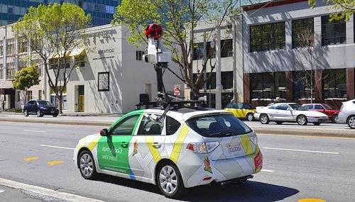 Googleストリートビューに偶然映ってしまった奇跡の瞬間集!!2