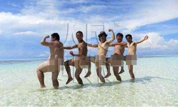 【中国】マレーシアのビーチで「水着を脱ぎ」集団撮影、現地警察が中国人1人を拘束