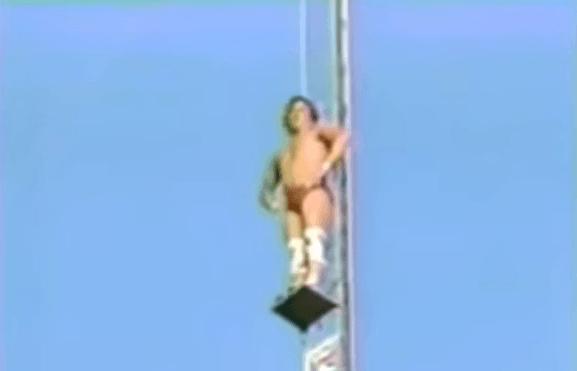 【世界記録】地上52メートルから驚異の飛び込み映像!マンションでいうと約20階です(^▽^;)