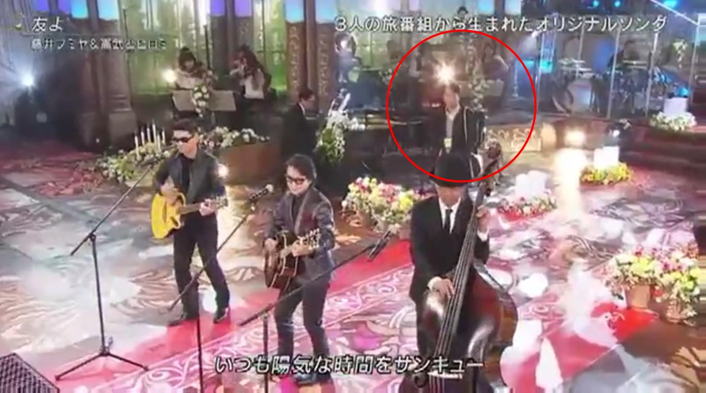 FNS歌謡祭で珍事件?藤井フミヤ、ヒロミ、木梨憲武の3人が歌う「友よ」に+謎の人物が話題に♪3