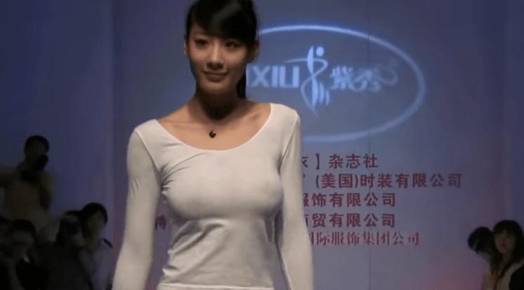 神ボディ!中国モデルの「劉敏林」の体つきが極上すぎてエロたまらん!